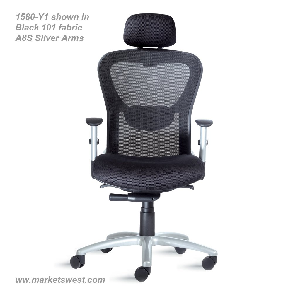 9 To 5 Strata High Back Executive Conference Chair Leather Or Fabric Seat