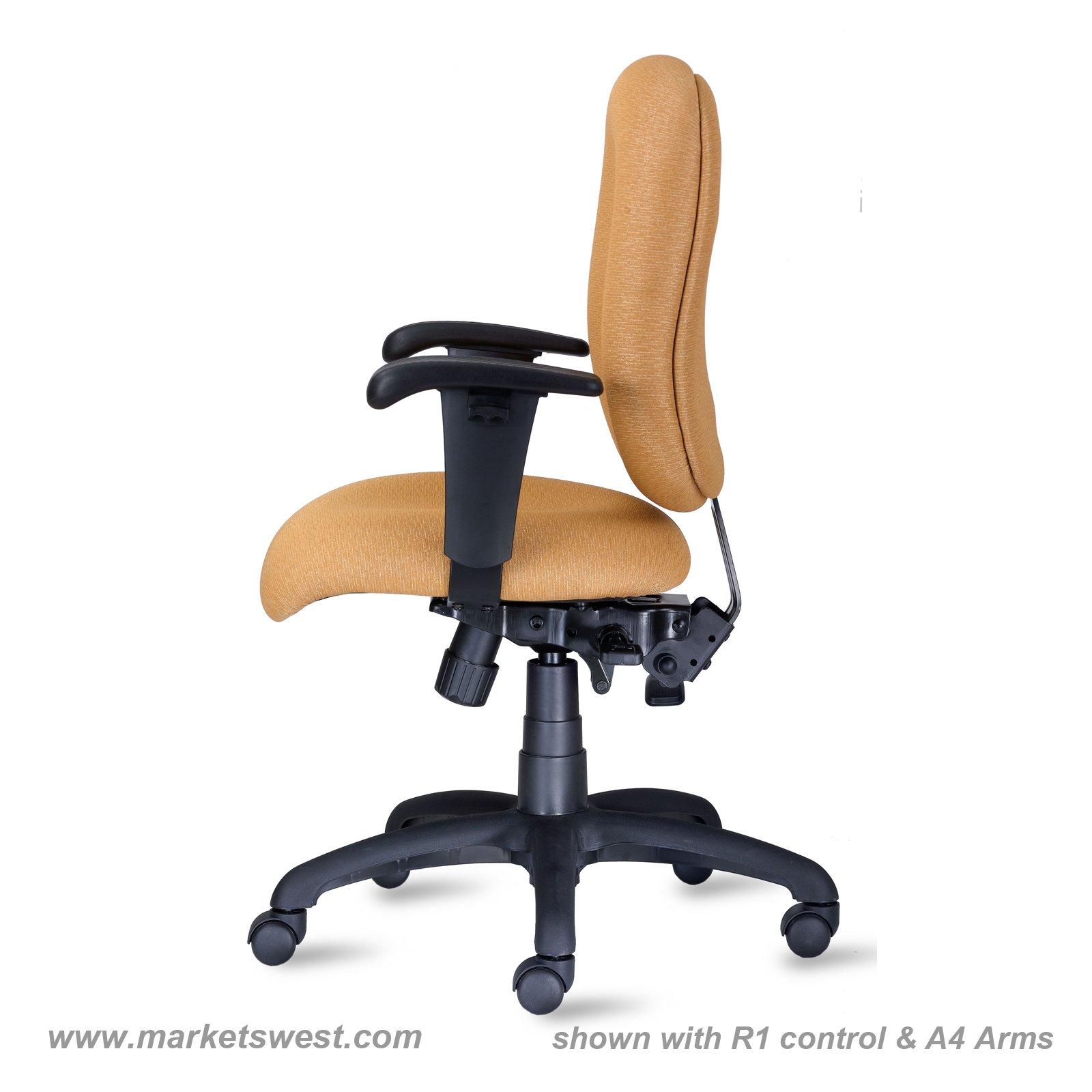Logic Mid Back Desk Task Chair