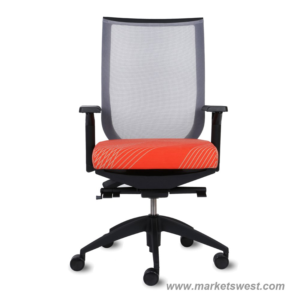 high-back mesh back intensive synchro tilt task or conference chair