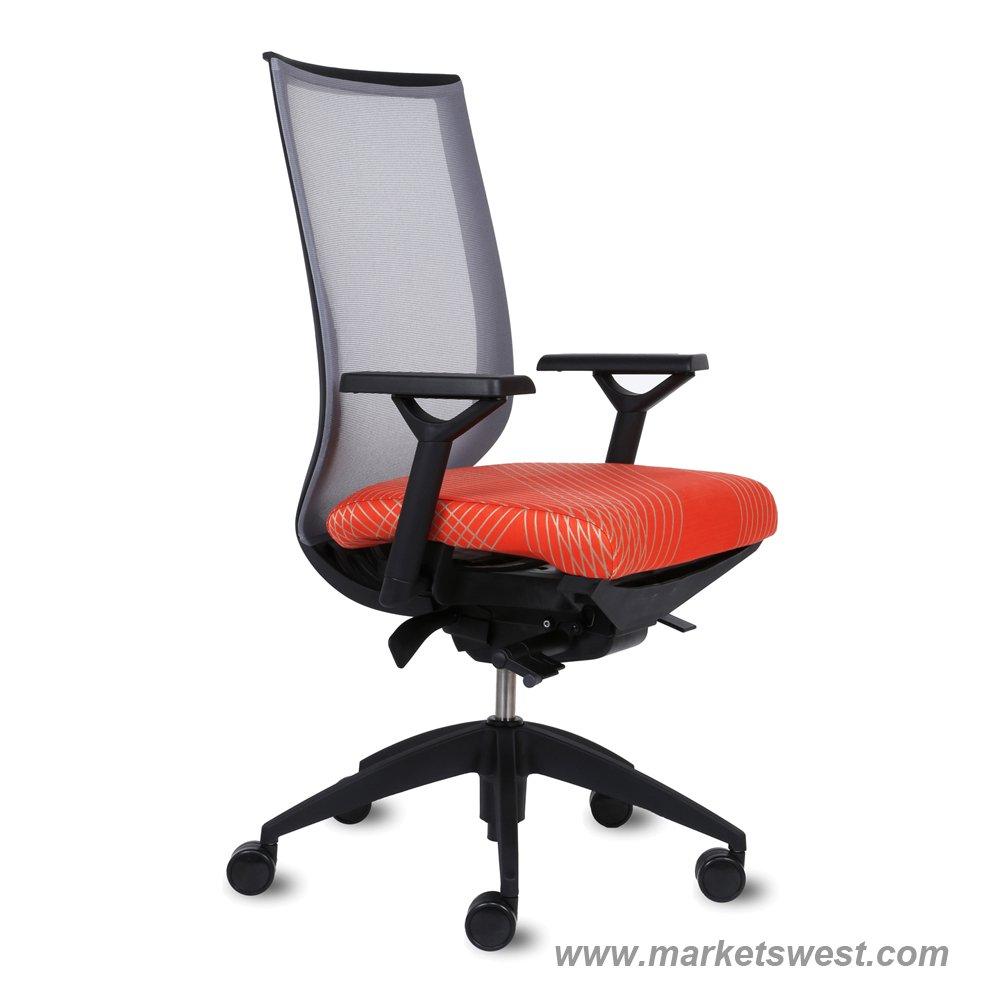 Aria High Back Mesh Back Intensive Synchro Tilt Task Or Conference Chair
