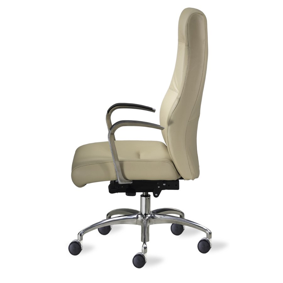 Office Chair Leather High Back Conference Or Executive Leather Or Fabric Office Chair