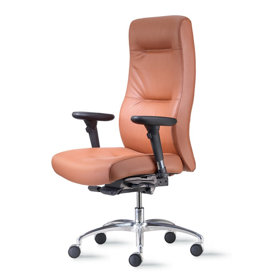 High Back Conference or Executive Leather or Fabric Office Chair