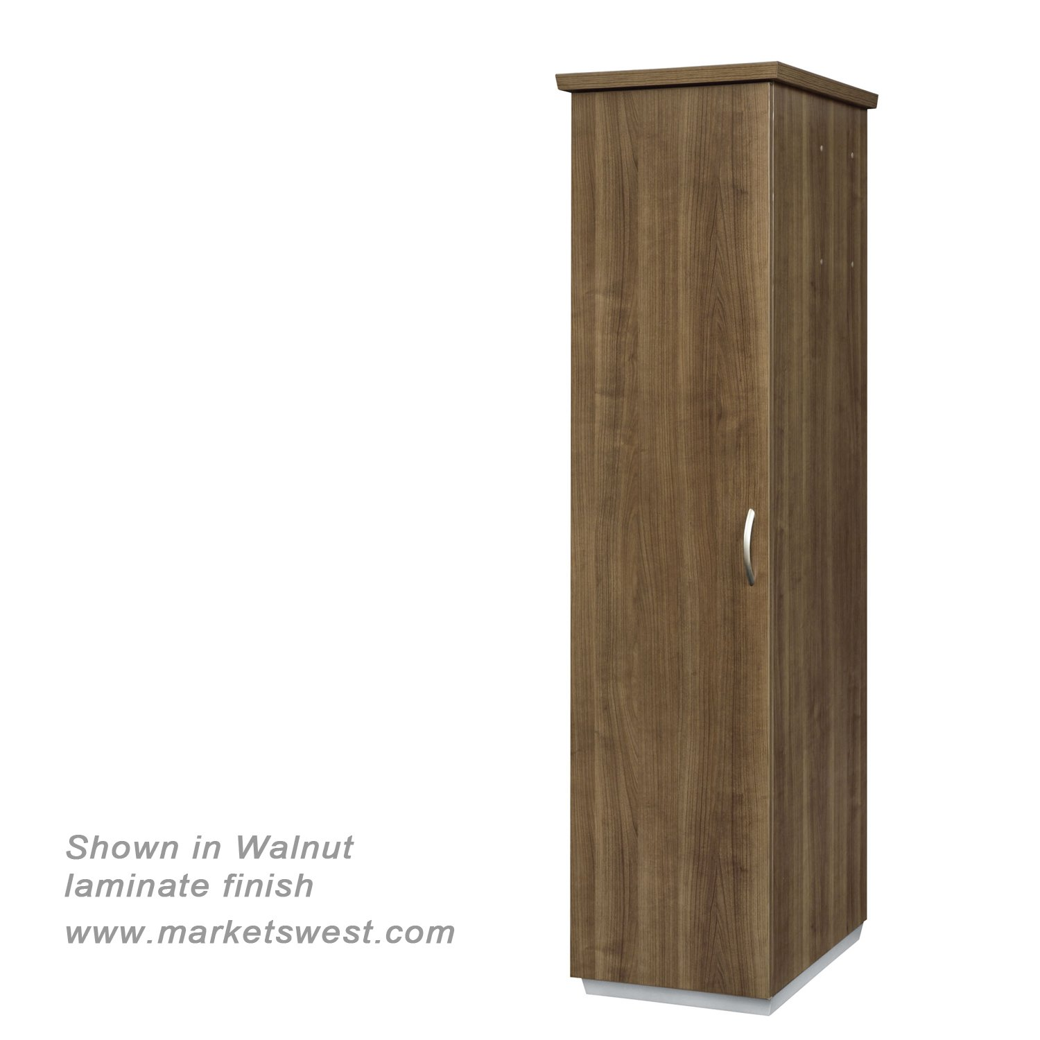 flat from freestanding pin wardrobe hayneedle cabinet com panel in closetmaid