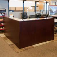 Used Reception Desks