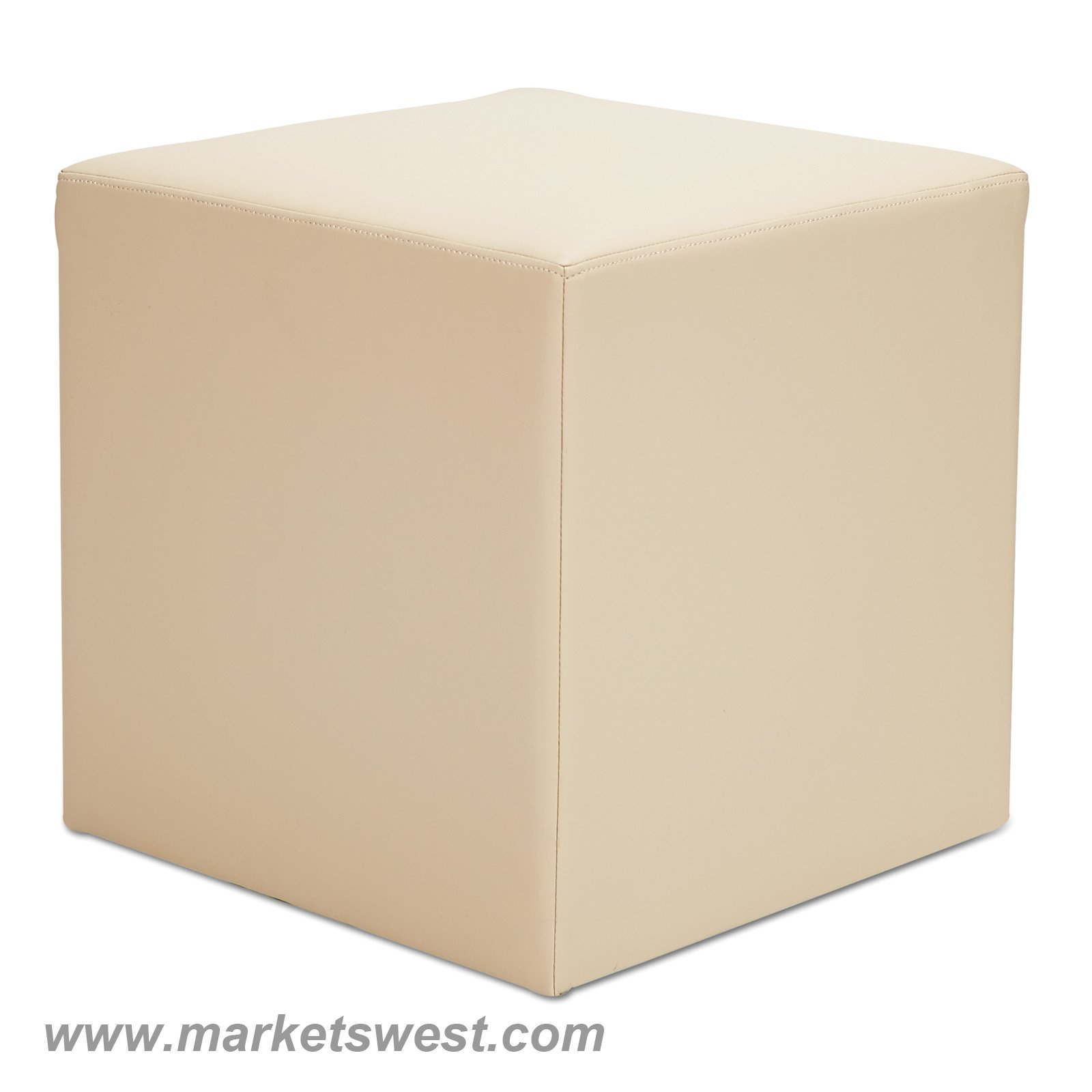 We Series Collaboration Seating Cube Bench