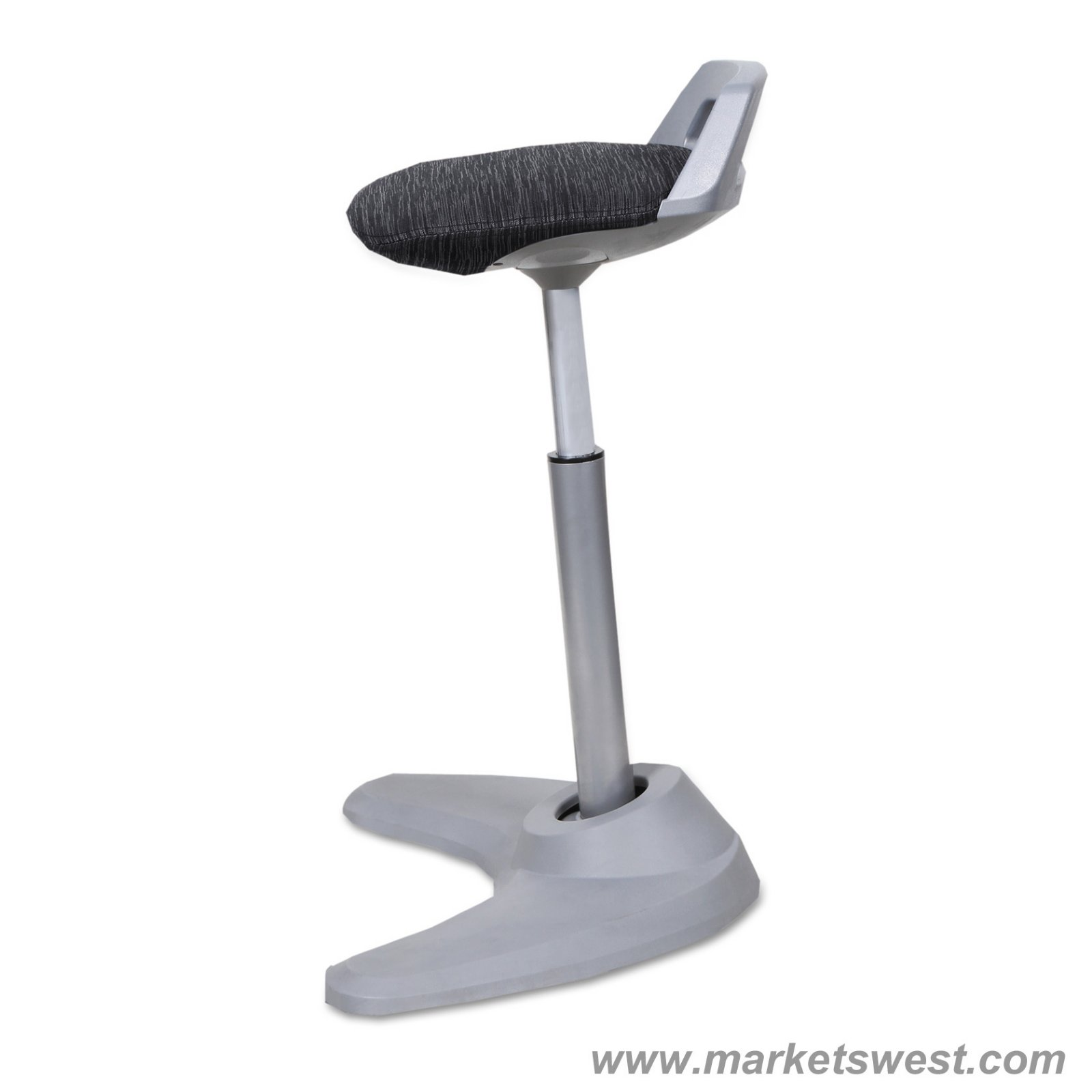 bevco product aluminum co sit mfg stool base from height precision do stand polished davis