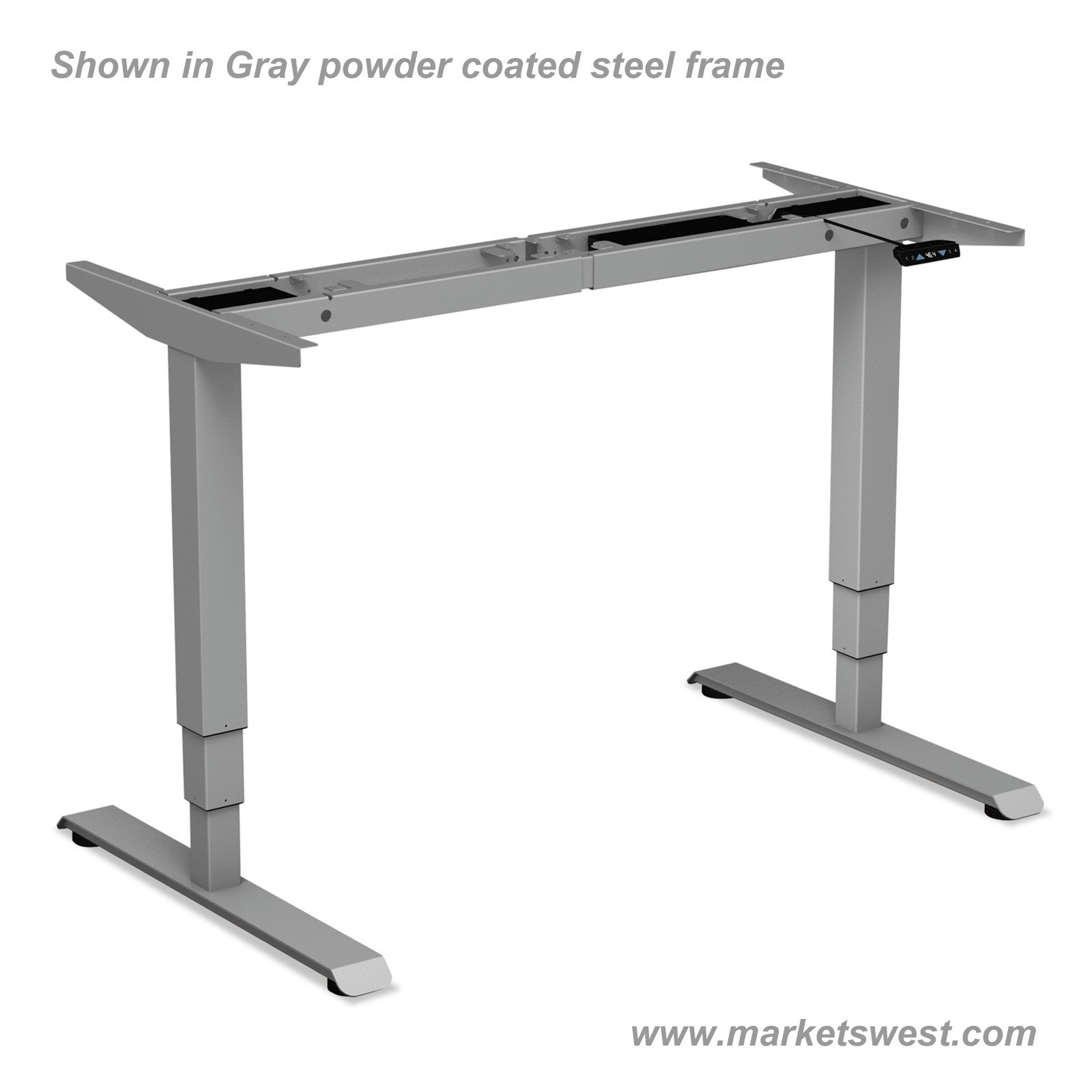Alera 3 Stageelectric Adjustable Height Table Base
