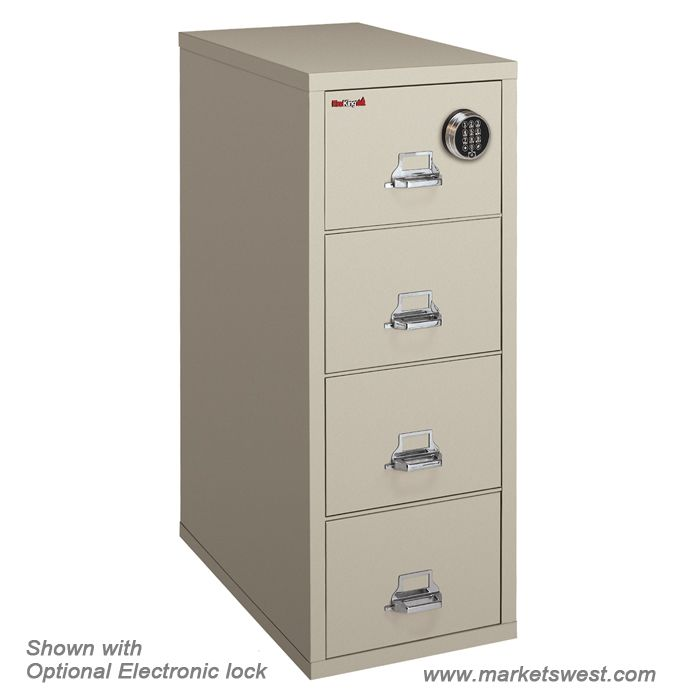 fireproof file cabinets fireking 4 drawer vertical fireproof file cabinet 15450