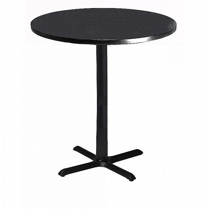 Bistro Table Bar Height Round 30 Inch