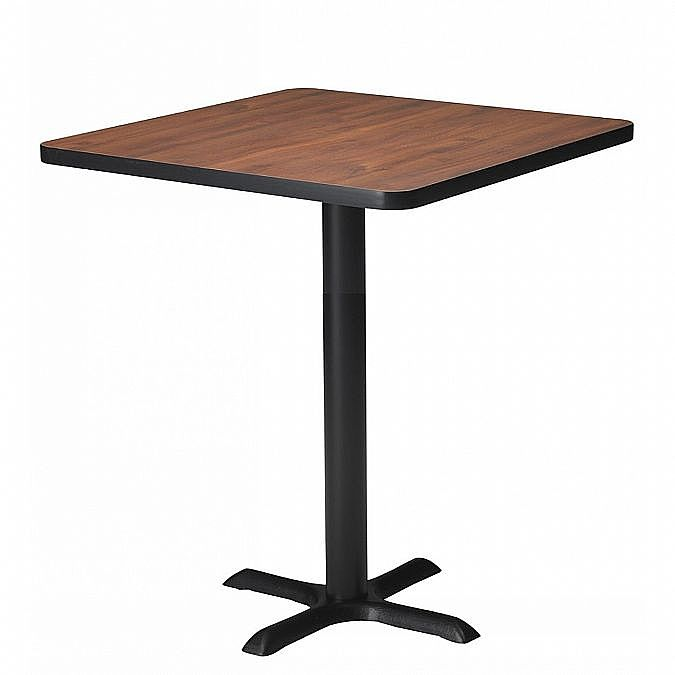 Bistro table bar height square 30 inch watchthetrailerfo
