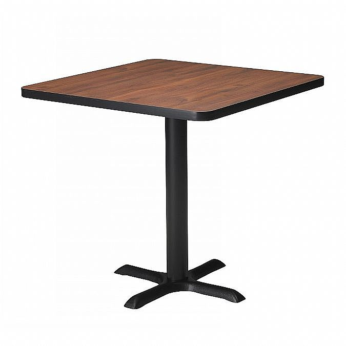 Bistro Table Dining Height Square 30 Inch