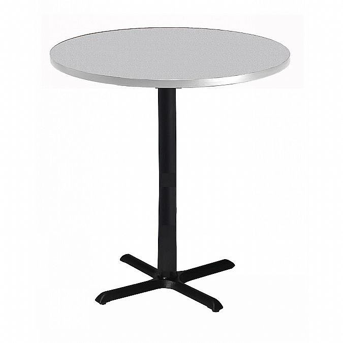 Bistro table dining height round 36 inch for 36 inch round dining table