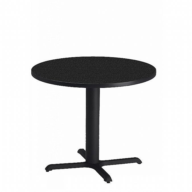 Bistro Table Dining Height Round 36 Inch