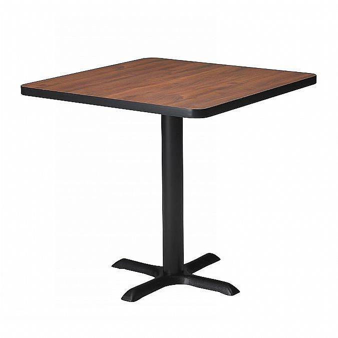 Bistro Table Dining Height Square 36 Inch