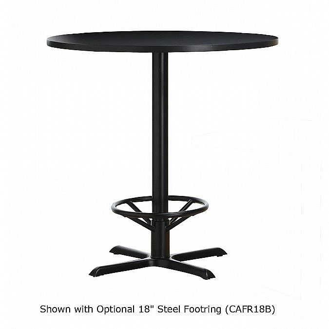 Bistro Table Bar Height Round 42 Inch