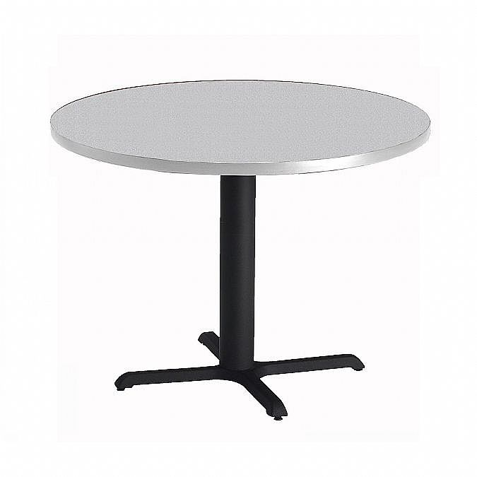 Bistro Table Dining Height Round 42 Inch