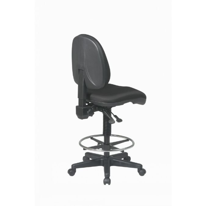 Ergonomic Drafting Chair R Fabrics
