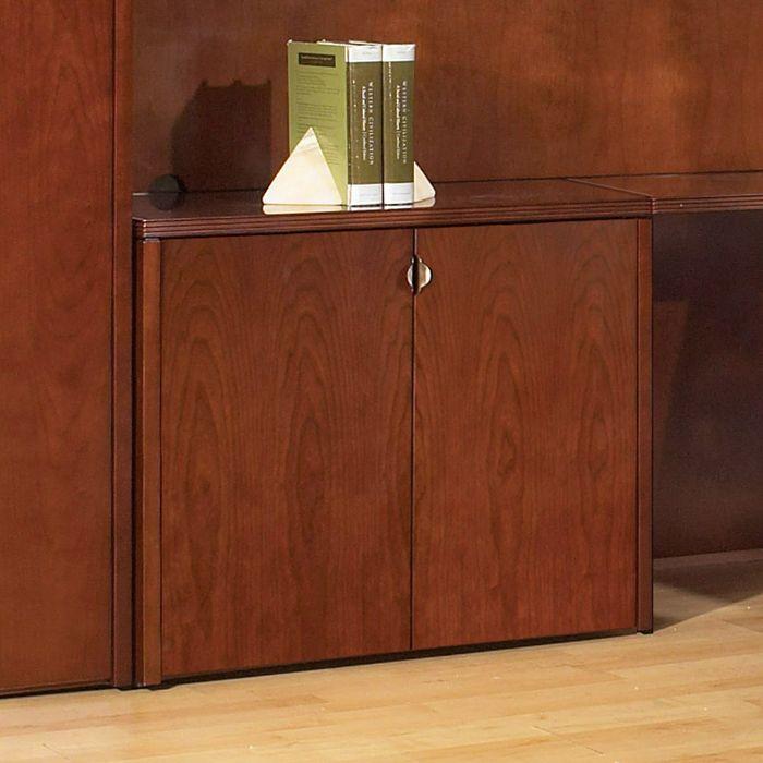 Cherry Wood Mahogany Storage Cabinets ~ Door storage cabinet mahogany or light cherry