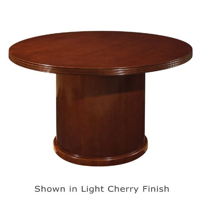 Inch Round Conference TableMahogany Or Light Cherry - 42 inch round office table