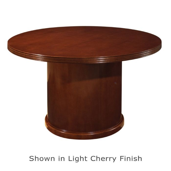 Inch Round Conference TableMahogany Or Light Cherry - 48 inch round conference table