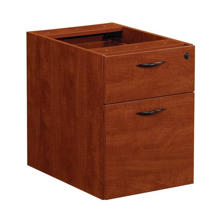 Box File Hanging Desk Pedestal 18 Inchd Cherry Or Mahogany