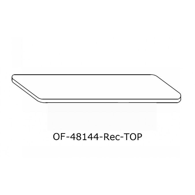 OFFICE Rectangular Conference Table Top Inch X Inch Piece - 144 conference table