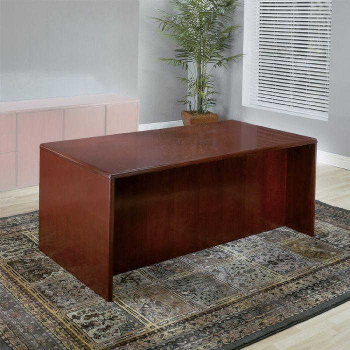 Dark Cherry Desk Home Ideas