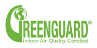 Green Guard Indoor Air Quality Certified Logo