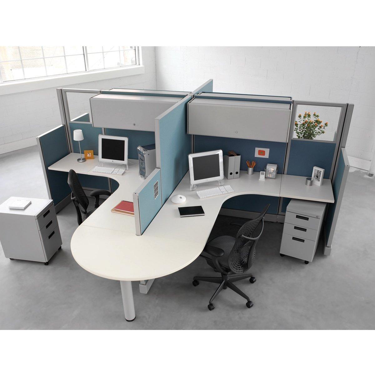 Custom Re Manufactured Herman Miller Modular Office