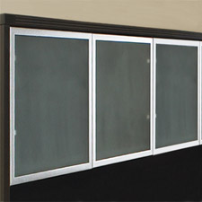 Napa Glass Door Hutch
