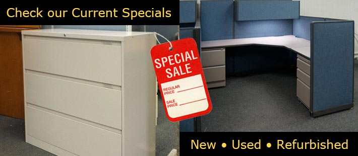 used Office Furniture Specials