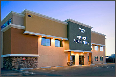 Markets West Office Furniture Retail Showroom in Phoenix, AZ