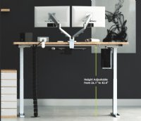 ESI Triumph Electric Adjustable Height Table
