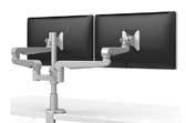 Office Furniture Accessories Phoenix AZ - Monitor Arms, Power Grommets, Lighting