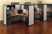 Modular Refurbished New Used Office Furniture Phoenix AZ - Modular Systems & Cubicles